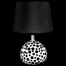 Настольная лампа 0416/1T BK