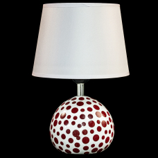 Настольная лампа 0416/1T RD